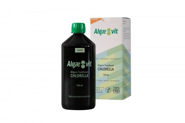 Algaevit FORTE Chlorella Algen-Tonikum