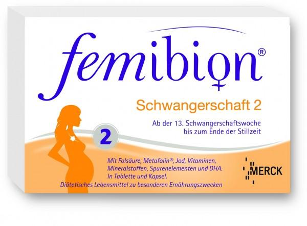 Femibion Schwangerschaft 2