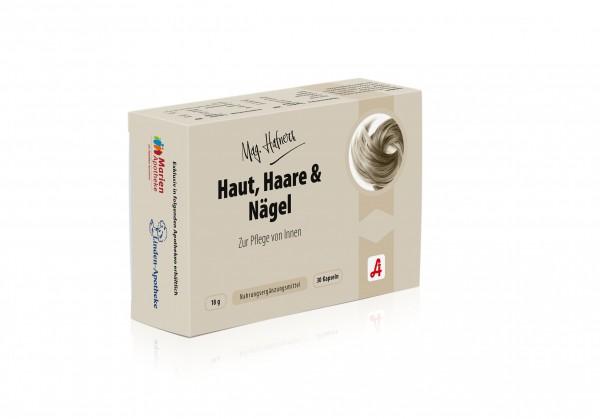 Mag. Hafners Haut - Haare - Nägel Kapseln