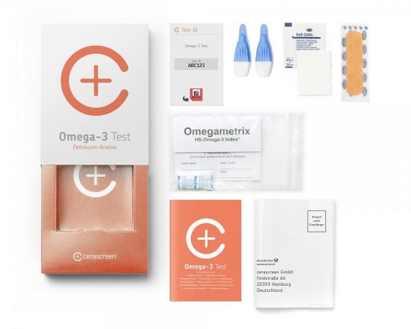 Cerascreen Omega-3-Test