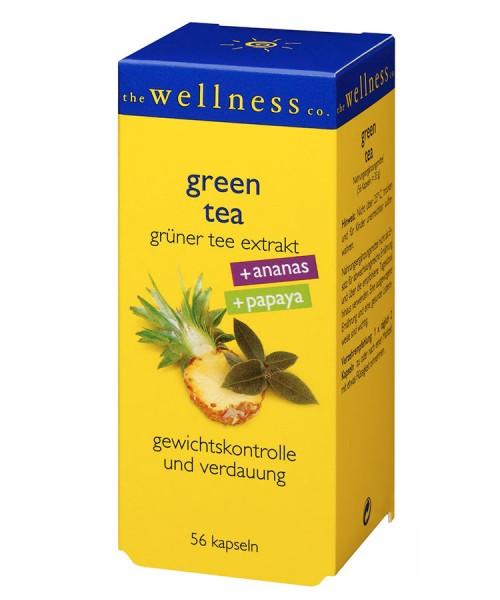 Wellness Green Tea