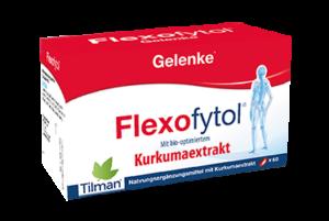 Flexofytol Kurkuma Kapseln