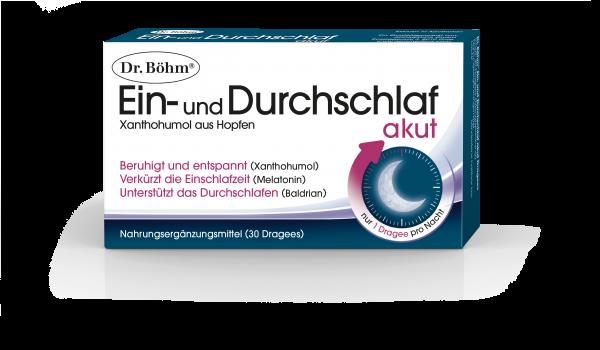 Dr. Böhm Ein-Durchschlaf Akut Dragess