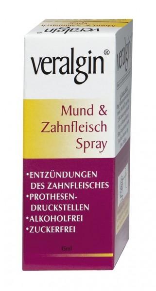 VERALGIN Mund- und Zahnfleisch-Spray