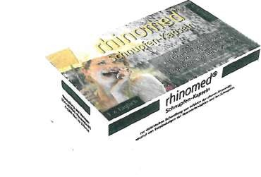 Rhinomed Schnupfen-Kapseln