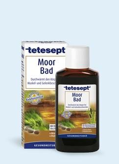 Tetesept Moor-Bad