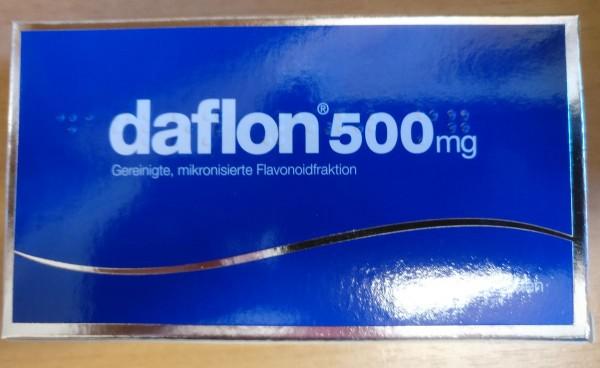Daflon Filmtabletten 500mg