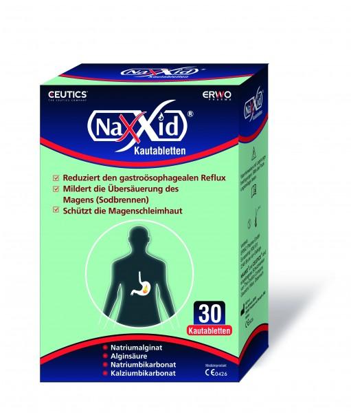 Naxxid Kautabletten