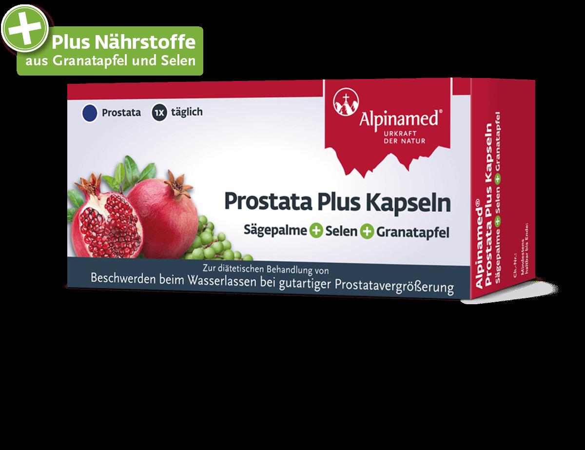 Alpinamed® Prostata Plus Kapseln online kaufen bei Apothekenbote.at ...