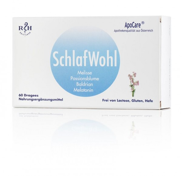 Apocare Schlaf Wohl Dragees