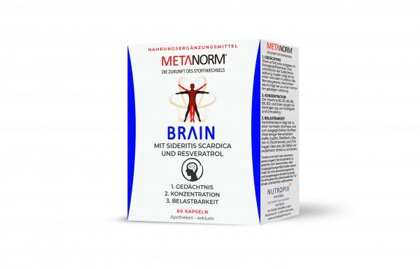 Metanorm Brain Kapseln