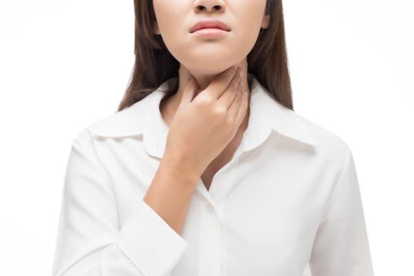 Vom blasen halsschmerzen Immer Halsschmerzen