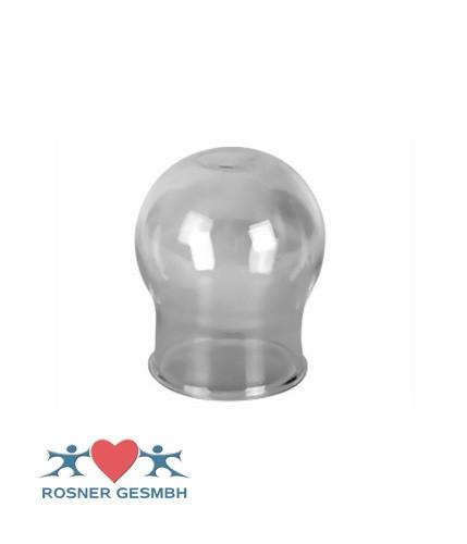 Rosner Schröpfglas ohne Ball