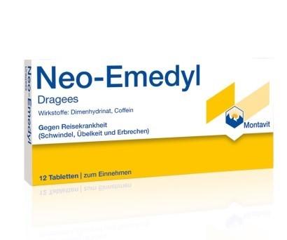 Neo Emedyl Dragees