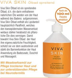 Viva Skin Ölbad spreitend 100ml