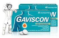 Und pille gaviscon Hormone und