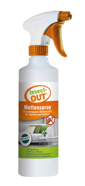 Insect Out Mottenspray