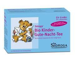 Sidroga Bio-Kinder Gute-Nacht-Tee