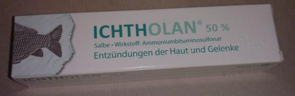 Ichtholan Salbe 50%