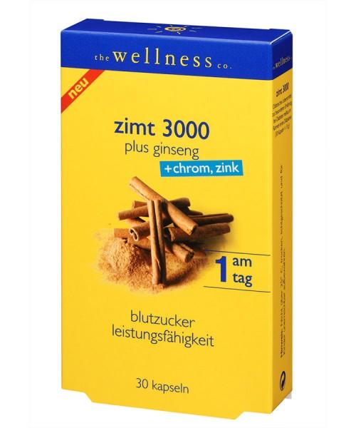 Wellness Zimt 3000