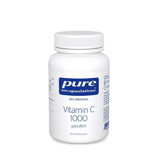 pure encapsulations vitamin c 1000 gepuffert online kaufen bei ihre. Black Bedroom Furniture Sets. Home Design Ideas