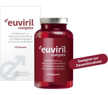 Euviril Complex Kapseln