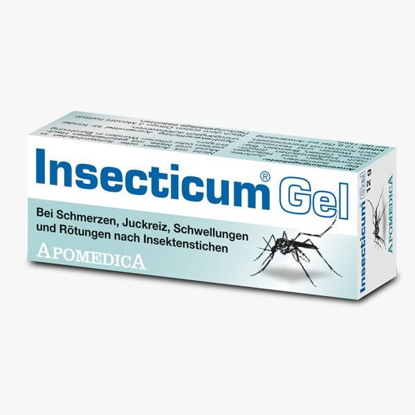 Apomedica Insecticum Gel