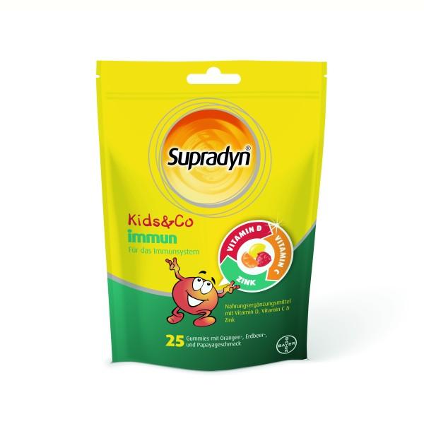 Supradyn Immun Kids+Co Gums