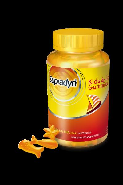 Supradyn® Kids & Co Gummies