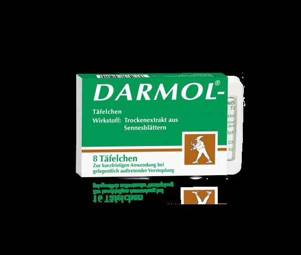 Darmol classic - Abführschokolade