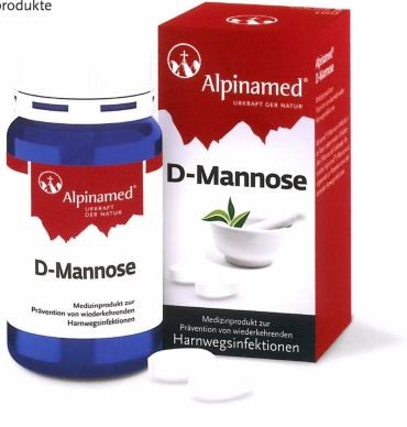Alpinamed D-Mannose Tabletten