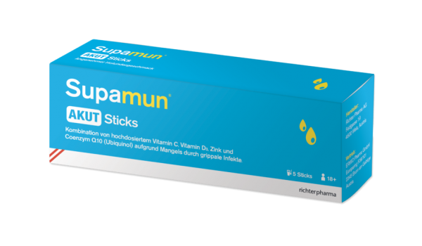 Supamun AKUT InfluEnds Sticks