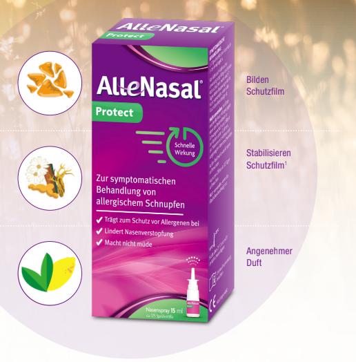 AlleNasal Protect Allergie Nasenspray