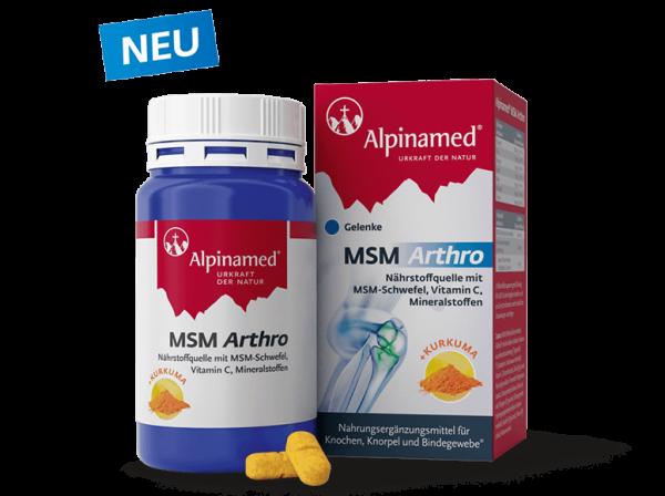 Alpinamed MSM Arthro Tabletten